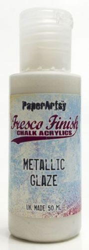 Fresco Finish - Metallic Glaze